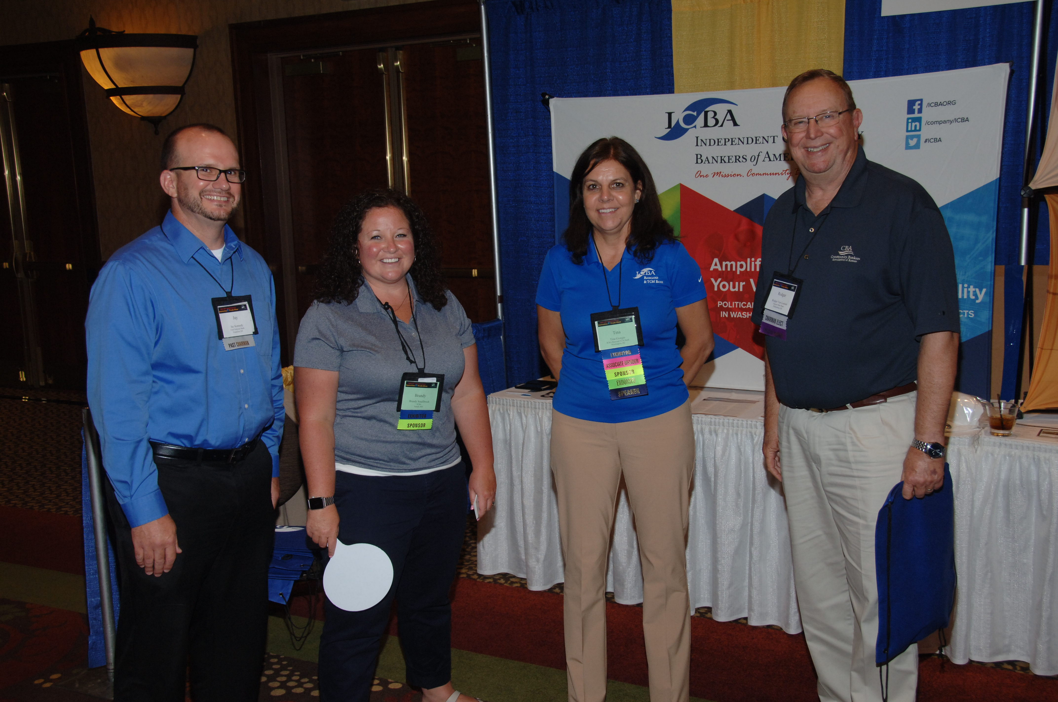 fa065c83f Networking Gallery – Community Bankers Association of Kansas